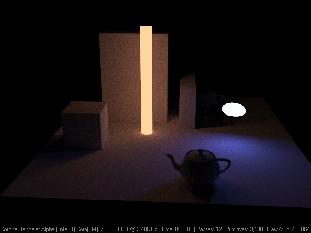 light-shapes