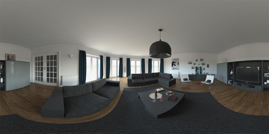 Corona Renderer Panorama