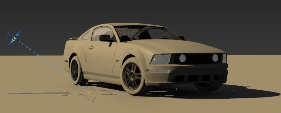 corona renderer viewport lights