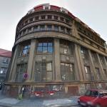 Corona Prague Office - house of doom