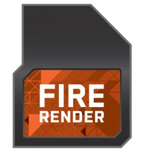 FireRender logo