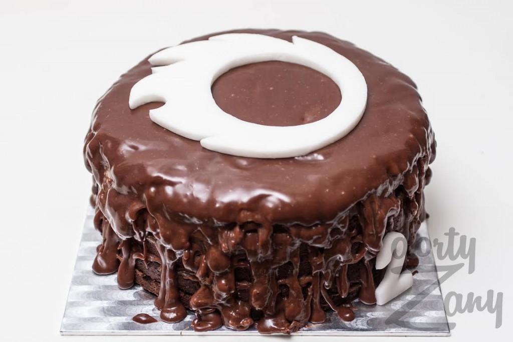 "The ""Corona for C4D Alpha v2"" cake"