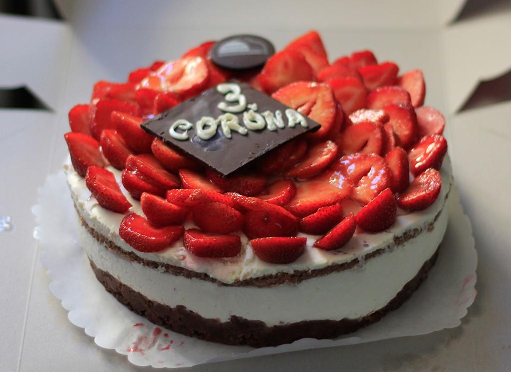 Corona Renderer Cake 03
