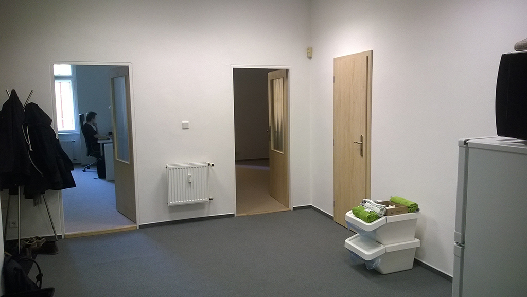Corona Renderer - New Offices 4