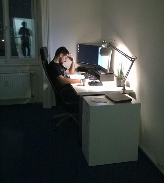 Corona Renderer - New Offices - Robin