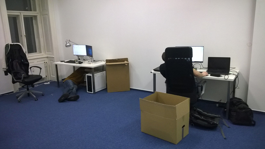 Corona Renderer - New Offices