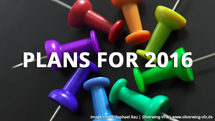 Corona Renderer - Plans for 2016