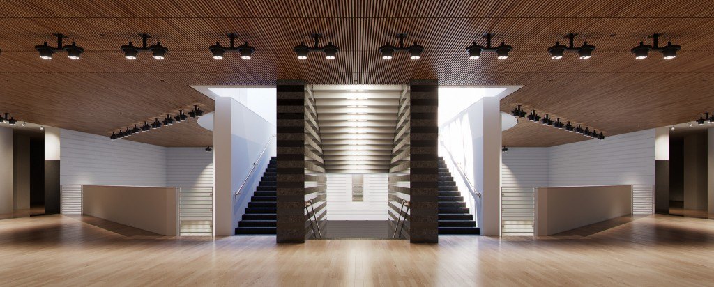 Museum of Modern Art - Guillermo LLaguno - Corona Renderer 3