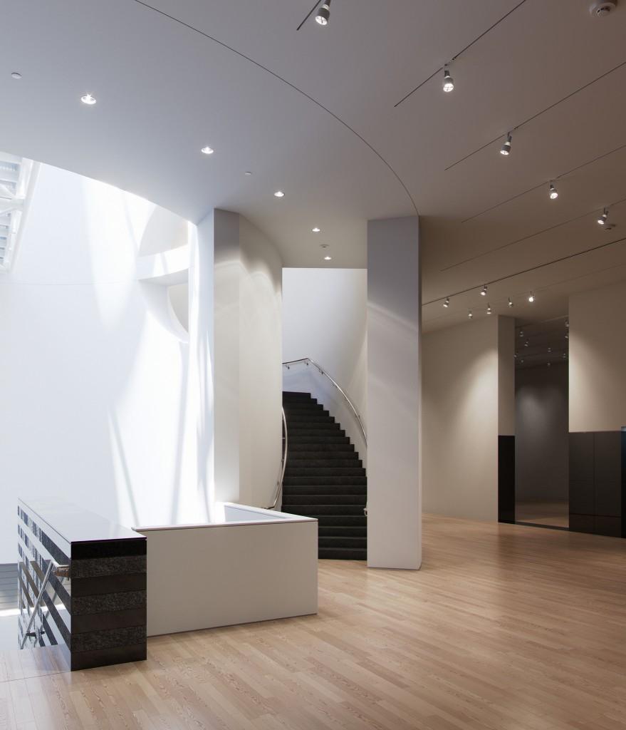 Museum of Modern Art - Guillermo LLaguno - Corona Renderer 5