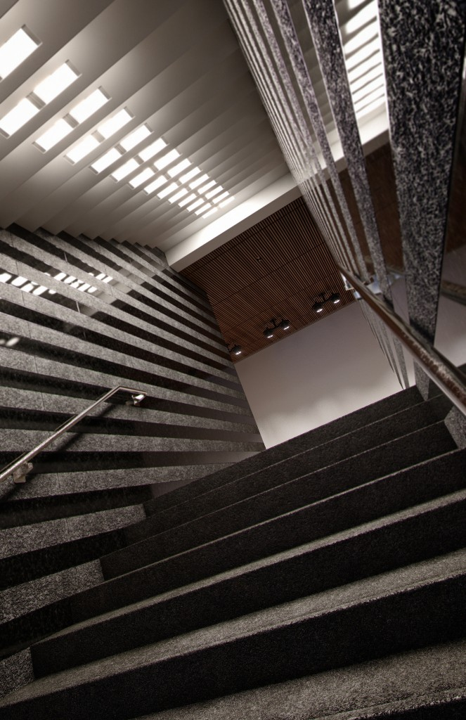 Museum of Modern Art - Guillermo LLaguno - Corona Renderer 6