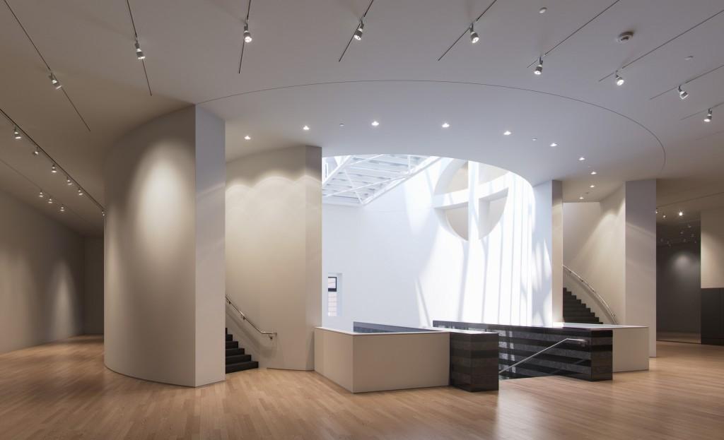 Museum of Modern Art - Guillermo LLaguno - Corona Renderer 2