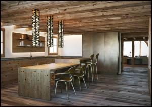 Corona Renderer - Francesco Legrenzi - Mountain Home Delivered Image 01