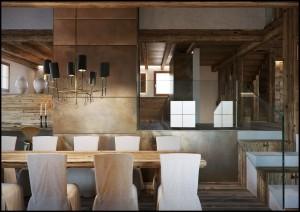 Corona Renderer - Francesco Legrenzi - Mountain Home Shaders 05