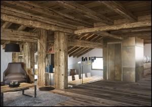 Corona Renderer - Francesco Legrenzi - Mountain Home Delivered Image 03