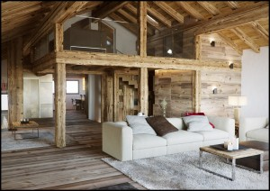 Corona Renderer - Francesco Legrenzi - Mountain Home Delivered Image 07