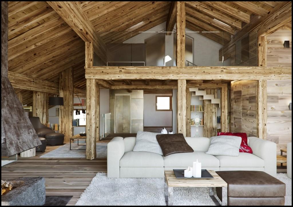 Corona Renderer - Francesco Legrenzi - Mountain Home Delivered Image 08