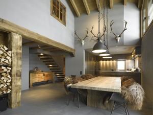 Corona Renderer - Francesco Legrenzi - Mountain Home Inspirational Photos 01