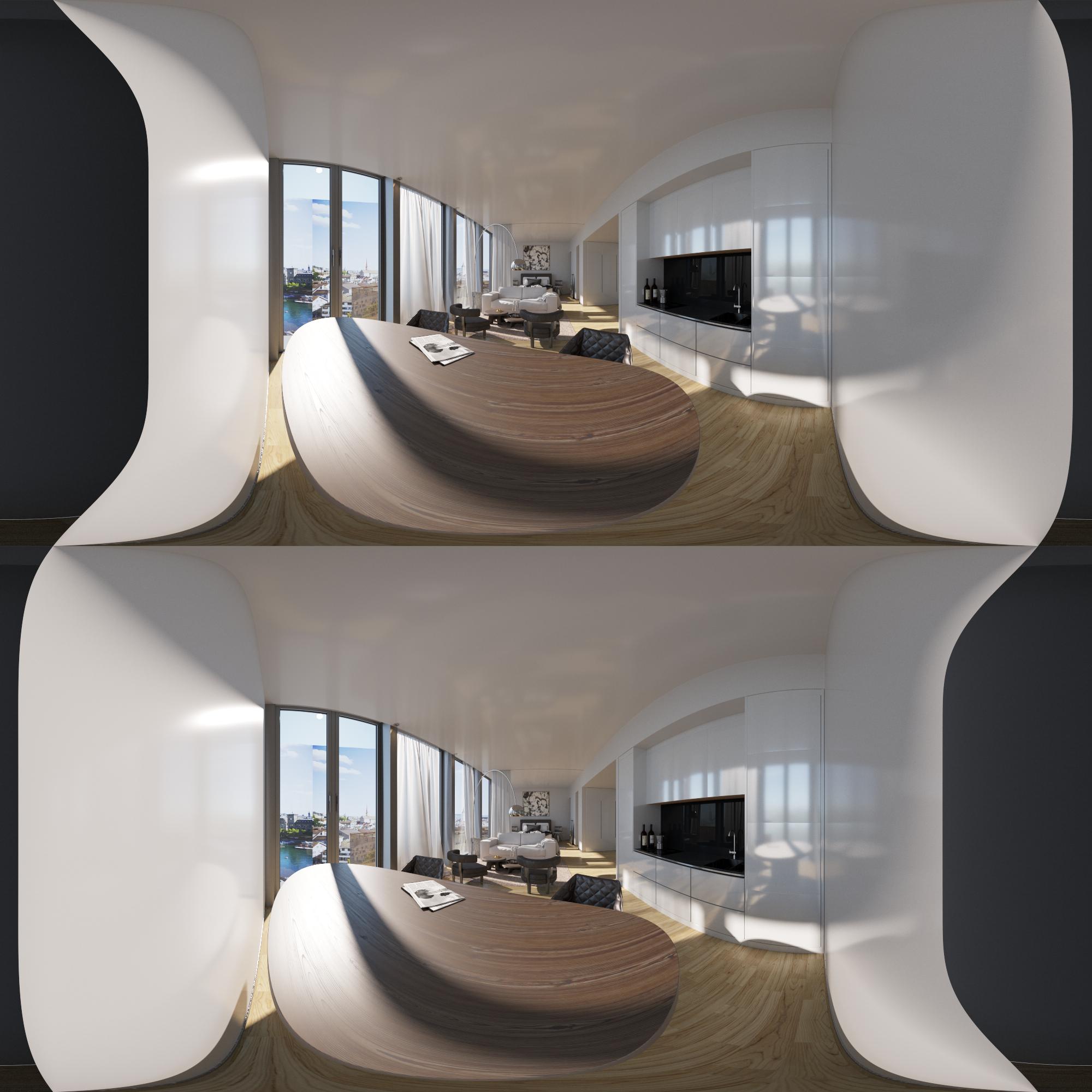 Corona Renderer C4D - VR Camera