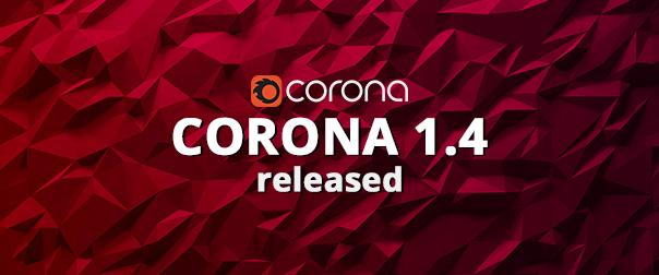 Corona 1.4 Blog Banner