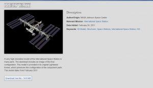 NASA_ISS_Model