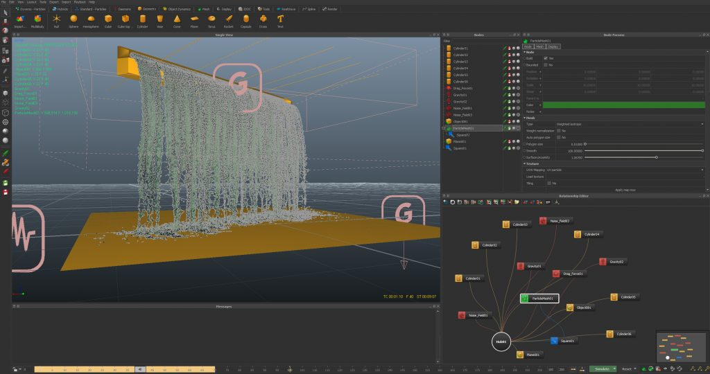 SO-ON Riyadh Residence Realflow setup