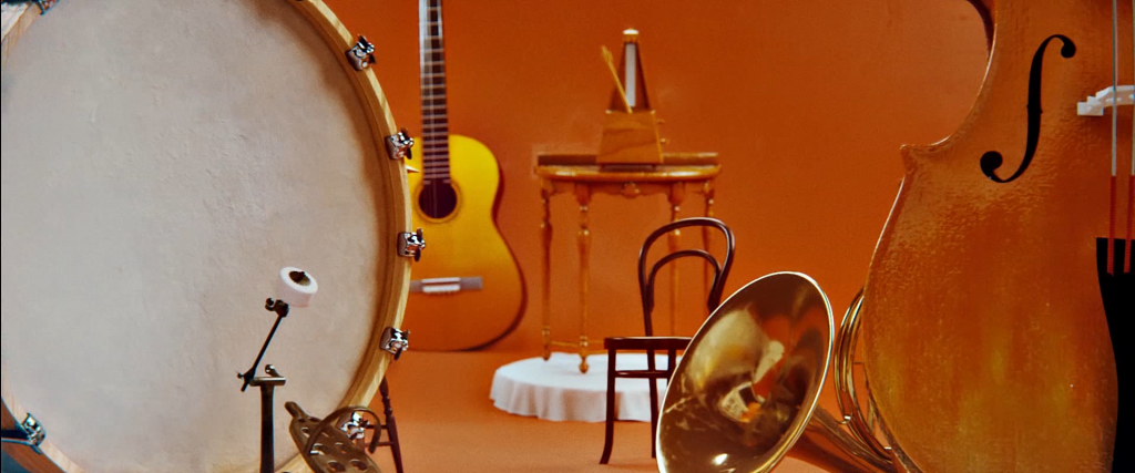 Little Things by Mister & Missus, a frame from the final film