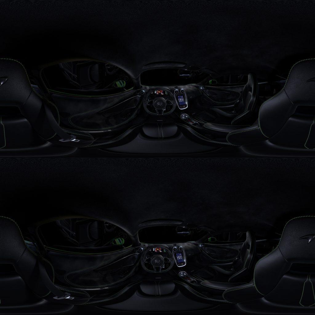 Rober Bodis Owlempires McLaren 570S VR CGI