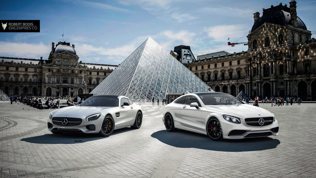 Robert Bodis Owlempires Mercedes Benz AMG S63 and GT S CGI