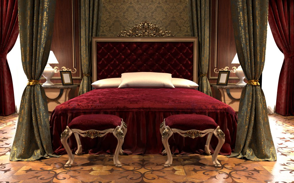 Michele Panichi, Master Bedroom
