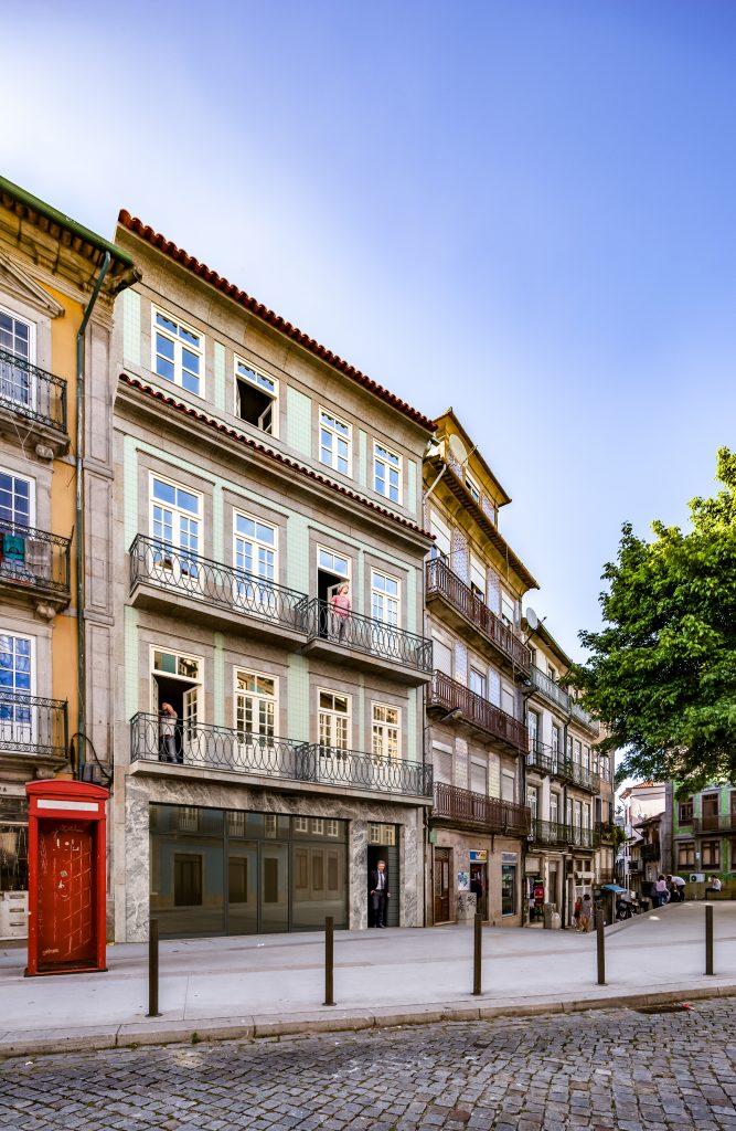 Rui Quaresma, Rua Chã_Oporto_Portugal