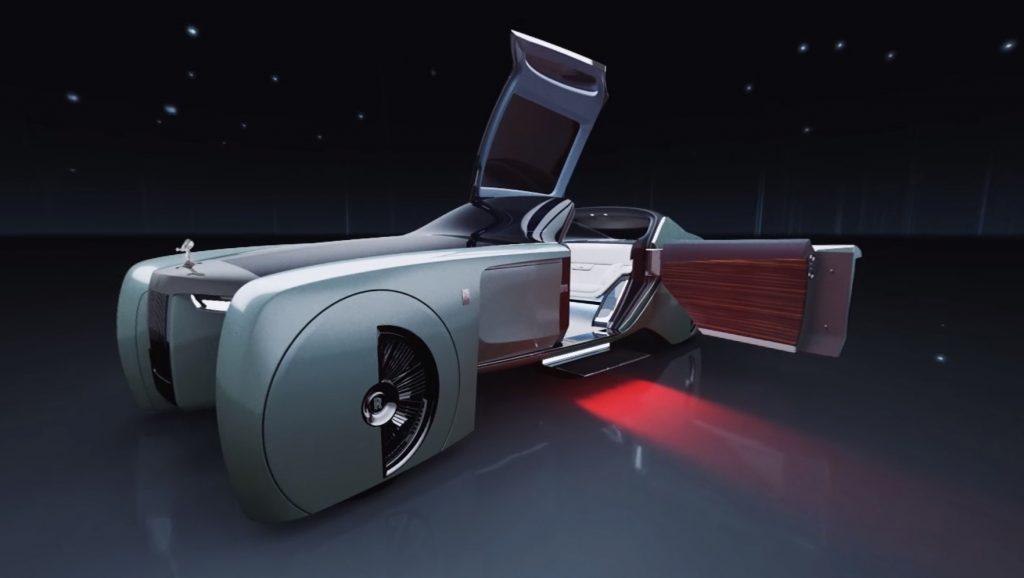 REWIND Rolls-Royce 103EX