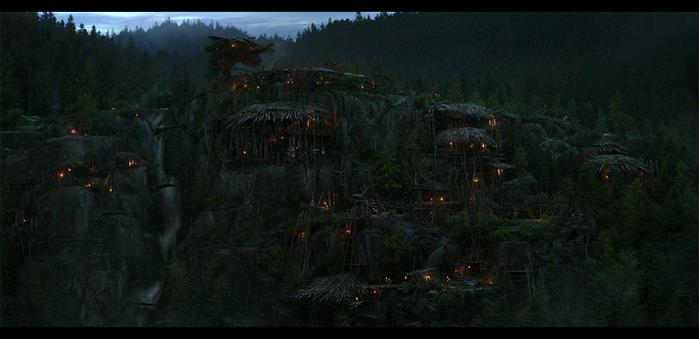 Dawn of the Planet of the Apes © Twentieth Century Fox Film Corporation