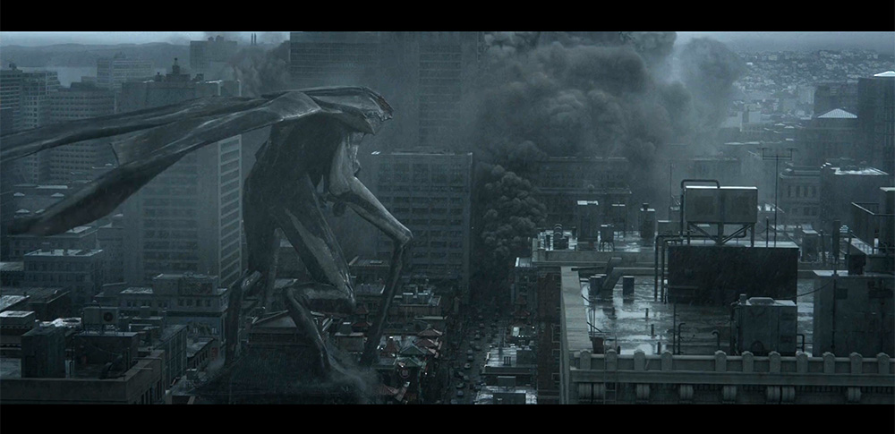 Godzilla © Warner Bros. Pictures, Legendary Pictures