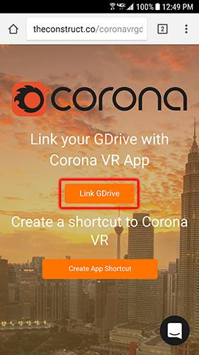 CoronaVR link Google Drive