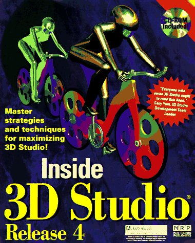 Inside 3D Studio release 4 book cover