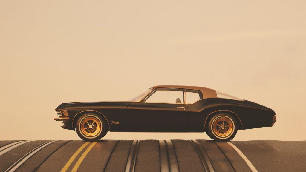 Saarnak, Buick Riviera, personal project