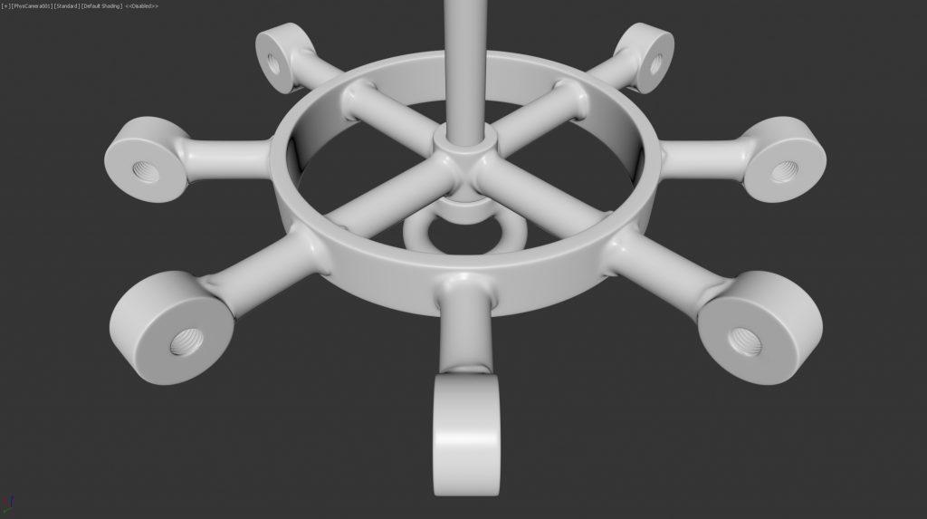 Saarnak, modeling welds 02