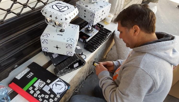 06 IXOR CG Robot Compositing 01