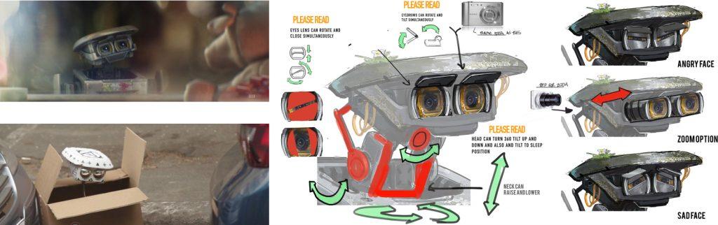 12 IXOR CG Robot Personality Composite