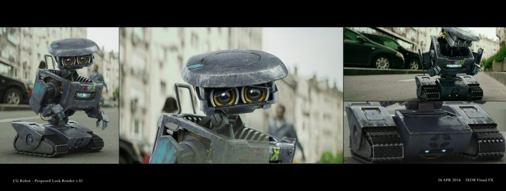 16 IXOR CG Robot Storyboard