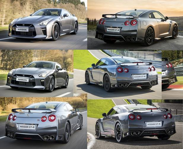 Factotum Pictures Nissan GT-R 2017 References 02