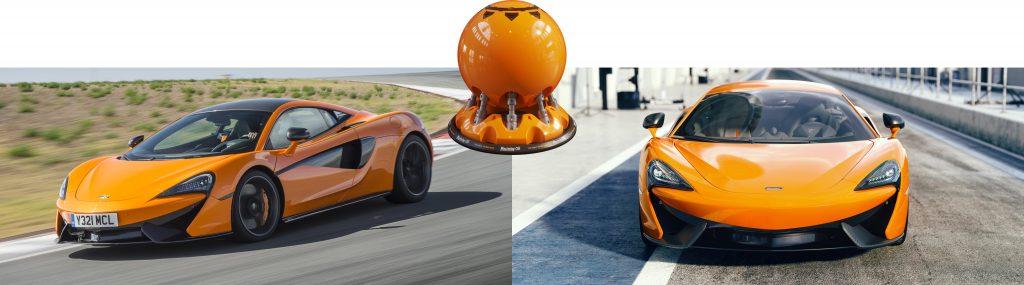 Factotum Pictures Nissan GT-R 2017 photo vs render