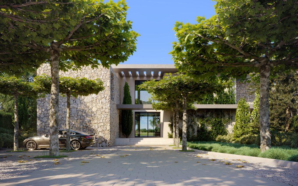 Villa by Valentinstudio