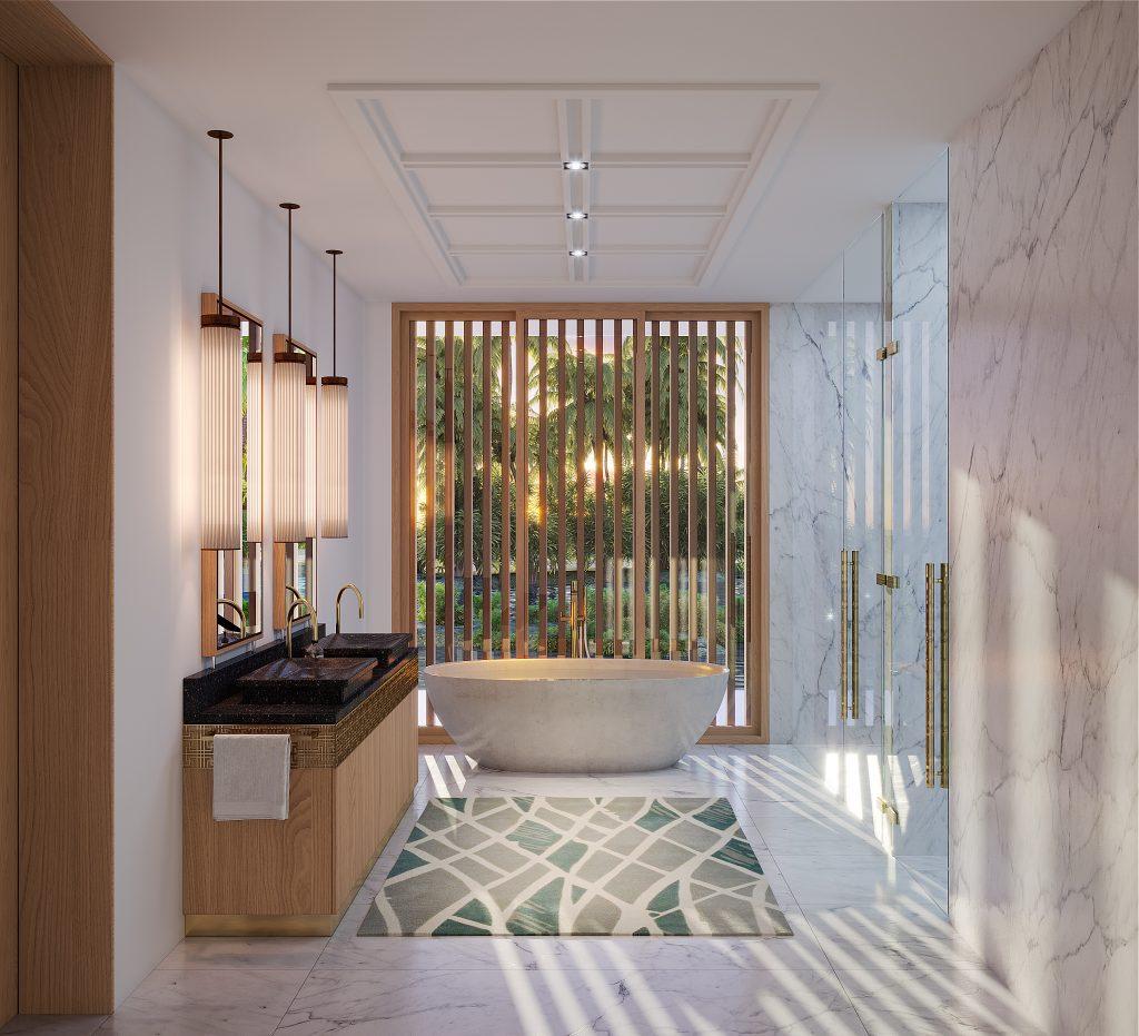 Bathroom Suite by Valentinstudio