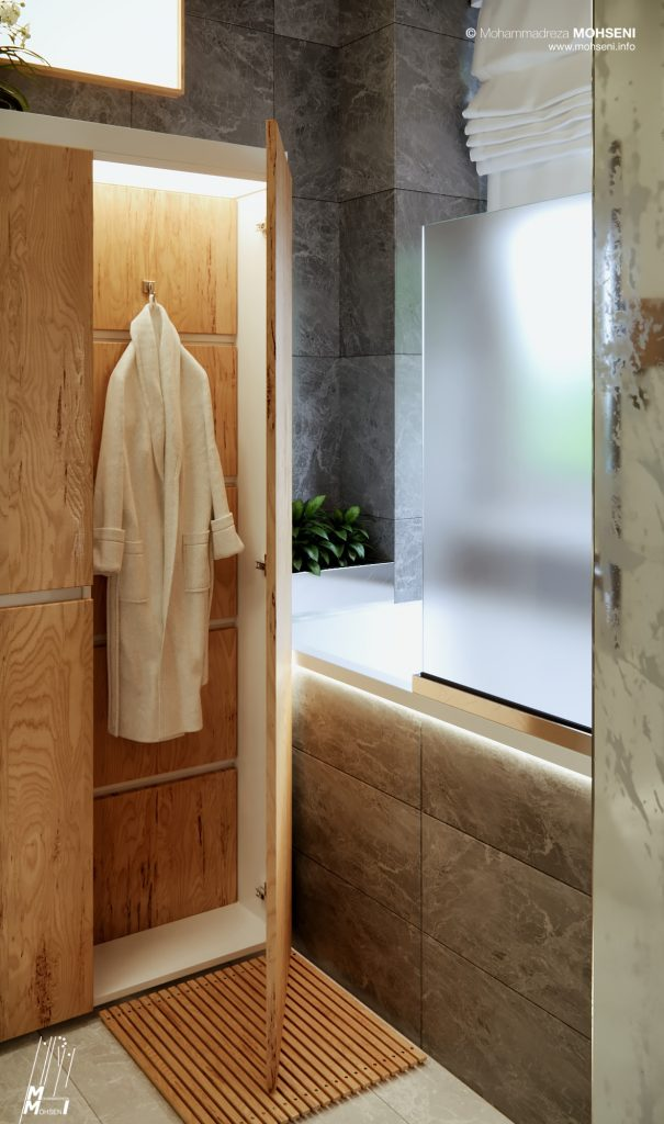 Nuremberg Bathroom 12 by Mohammadreza Mohseni
