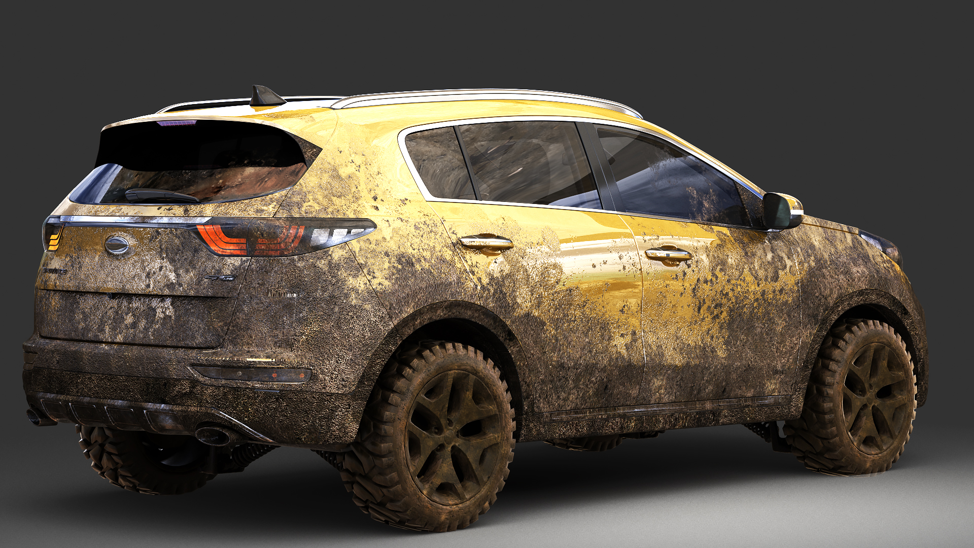 Anri Ford on using Substance Painter with Corona Renderer | Corona
