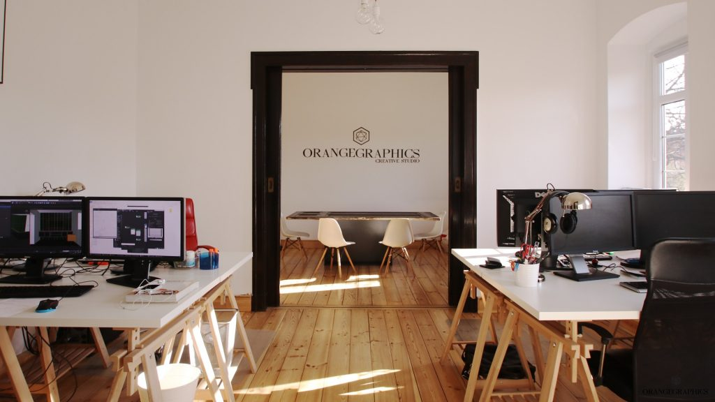 Orangegraphics Office