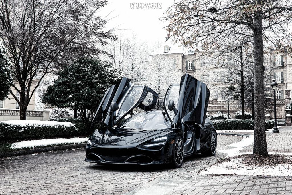 Sergey Poltavskiy Automotive CGI