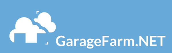 GarageFarm.NET logo