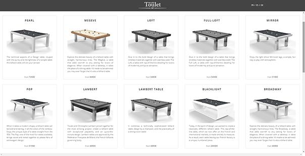 Claudio Gallego Toulet Billiards Configuration Tool 02